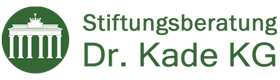 Logo der Stiftungsberatung Dr. Kade KG